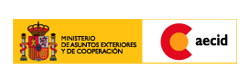 Página web de la AECID